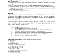 Objective Examples For A Resume Crafty Design Resume Objective Example Cv Ideas Fascinating 68