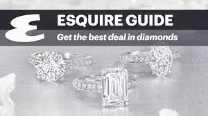 Diamond Clarity Guide Mens Guide To Diamonds Best Cut Colour Clarity Esquireguide