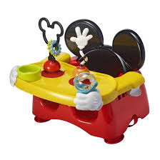 booster seats high chairs disney baby mickey mouse chair furniture home stirring image