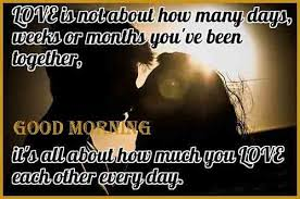 good morning love es i good morning