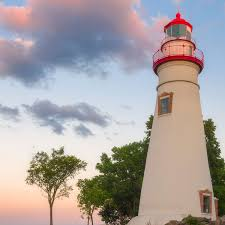 Beacon Of Light Toledo Ohio The Lighthouses Of Lake Erie