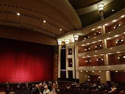 Kravis Center Dreyfoos Hall Seating Chart Auditorium Picture Of Kravis Center For The Performing