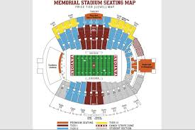 University Of Illinois Football Seating Chart Indiana Football Offering Tiered Single Ticket Prices News