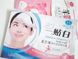 korean sheet masks korean facial sheet mask review wiseshe