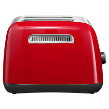 kitchenaid 5kmt221ber 2 slot toaster empire red image 2