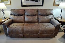 lazy boy furniture quality reviews attractive leather recliner sofa la z archives