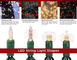 Led Mini Christmas String Lights 1000bulbs Com