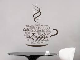 Wandtattoo Kaffee Große Motivauswahl Wandtattoosde