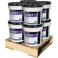 premium vinyl tile glue adhesive 8 pail pallet