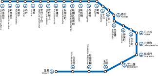 三田 線 路線 図