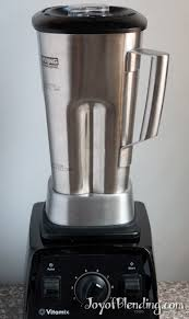 stainless steel jar for vitamix blenders