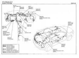mazda cx 9 radio wiring diagram mazda wiring diagrams online
