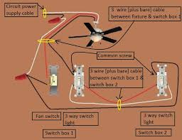 wiring a ceiling fan with a 3 way switch moreover ceiling fan light ceiling fan wiring
