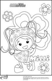 Small Picture Umizoomi coloring pages on Coloring Bookinfo Coloring