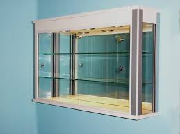 commercial glass display cabinet black glass wall cabinet trophy cabinet small glass display cabinet collectible display cabinet