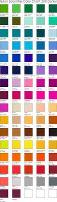 63 Explicit Colours Name