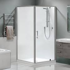 millennium showers flat wall