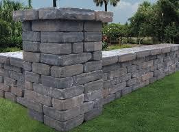 stone wall pavers charleston mt pleasant savannah hilton head bluffton