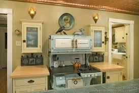 Antique Kitchen Design New Decorating Ideas
