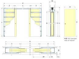 pocket door frame sizes door frames dimensions door frames dimensions french eclisse pocket door frame sizes