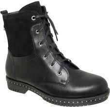 Купить <b>ботинки Лель</b>, цвет: черный. <b>Ботинки для девочки</b>. 5-1323 ...