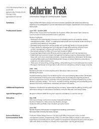 Marketing Resume Examples Marketing Resume Examples 2019