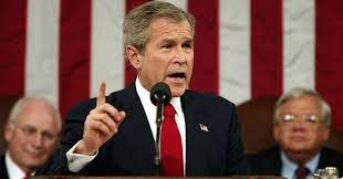 Belongs in The Hague': Online Disgust Follows Glowing Praise for George W. Bush's Covid-19 Message   Common Dreams News