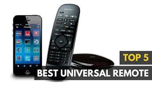 Logitech Remote Comparison Chart Best Universal Remote For 2019 Top 6 Best Reviewed And Rated