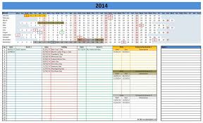 Sensational Microsoft Excel Calendar Template Ideas 2020