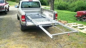 diy truck bed slide truck bed drawer slides pickup cargo slide truck bed truck bed slide