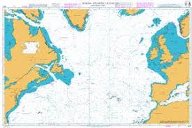 Flemish Cap Chart Ba Chart 4011 North Atlantic Ocean Northern Part