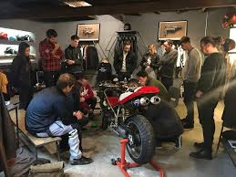 Image result for motorcycle repairing course