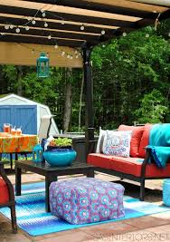 moroccan garden furniture. a revamped patio with new outdoor furniture pergola this space is surrounded moroccan garden