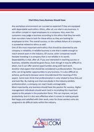 language and style essay header