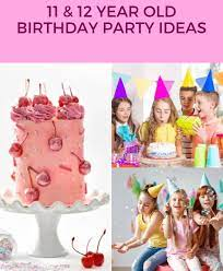 12 year old boy birthday party themes