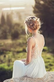 海外風のゆるふわ可愛いブライダルヘアアレンジ Marryマリー