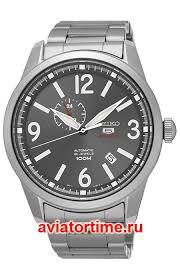 Японские наручные мужские <b>часы SEIKO SSA291K1 Seiko</b> 5 Sports
