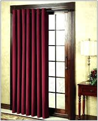 curtain for glass door sliding curtains panel patio rods