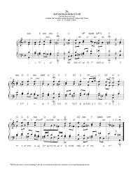 Bach Chord Progression Chart Harmonic Analysis Of J S Bachs Chorales