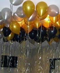 25 X Ceiling Free Floating Balloons