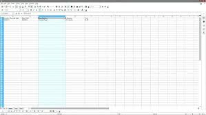 Simple Accounts Template Simple Accounting Spreadsheet Template