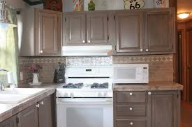 Rustoleum Kitchen Cabinets Distressing Kitchen Cabinets Video Dramatic Accent How To