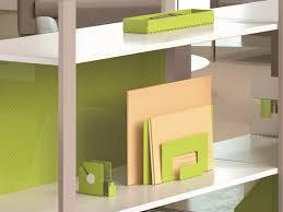 painted metal desk tray organizer perfo desk tray organizer by manade