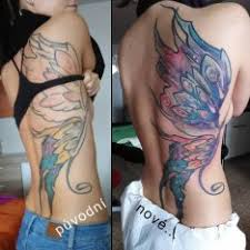 Galerie Tetování Záda Tetování Tattoo