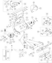 Um2 pro plus lift frame and a ponents for western snow plow diagrams