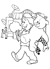 Carnival Games Coloring Pages Video Game Coloring Pages Images Child