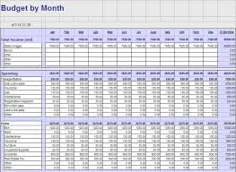 Simple Budget Template. Simple Budget Template Excel My Excel ...