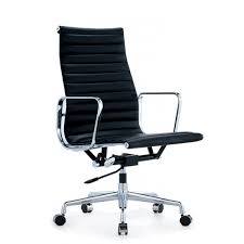 eames office chair replica. Eames Office Thin High Back Chair Replica Full Leather L
