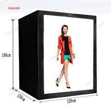<b>LED</b> Folding <b>Photo Studio</b> Softbox Lightbox 160*<b>120*80cm</b> light ...