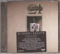 import music warehouse 21 guns salute rock candy remaster 2013